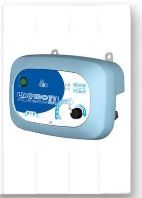 Electrolyseur Limpido 100 piscine
