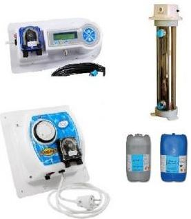 stérilisateur piscine Ultraviolets UVECO Pack 5