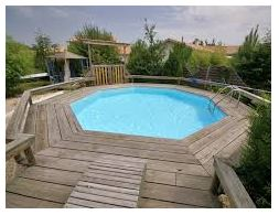 Coffrage isolant piscine