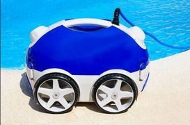 robot polaris 165 piscine